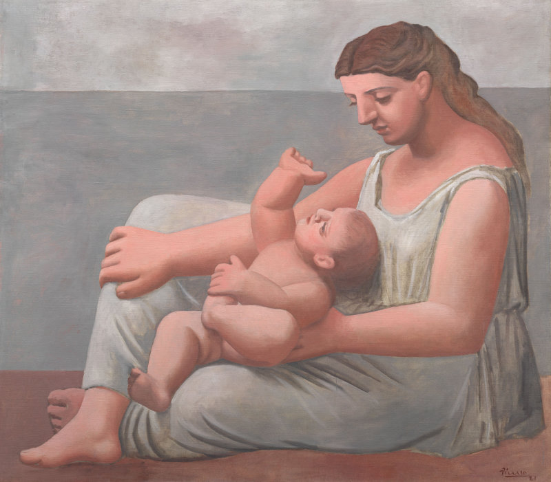 Mother and Child (1921)